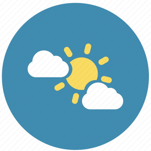 forecast, partly cloudy, partly sunny, weather icon