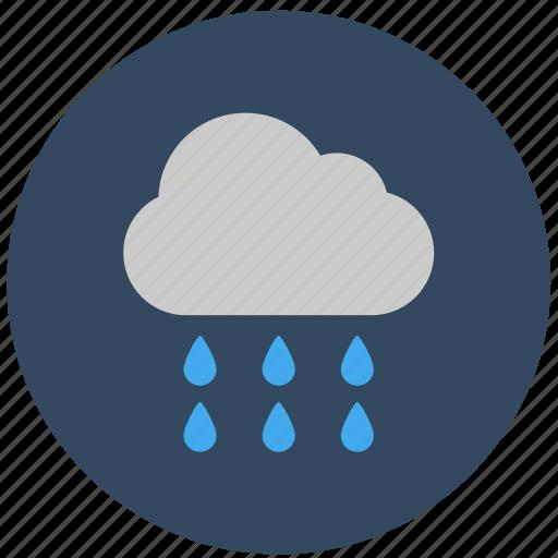forecast, rain, rainfall, weather icon