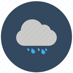 drizzle, drizzling, forecast, weather icon