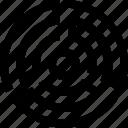 circle, communication, interaction, interface, network, ui, web icon