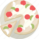 food, junk, kitchen, pizza, restaurant icon