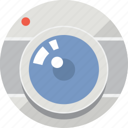 camera, film, image, movie, photo, picture, video icon