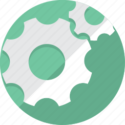 gear, gears, options, preferences, settings, system, tool, tools icon
