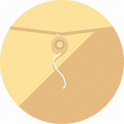 folder, message icon