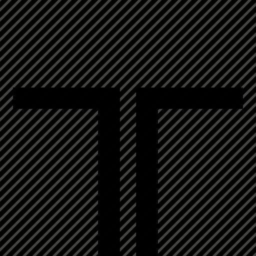 antenna, balanced, circuit, component icon