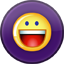 social, ymessenger icon