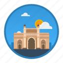 big city, city, india, mumbai, place, world, world city icon