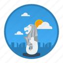 asien, big city, city, place, singapore, world, world city icon