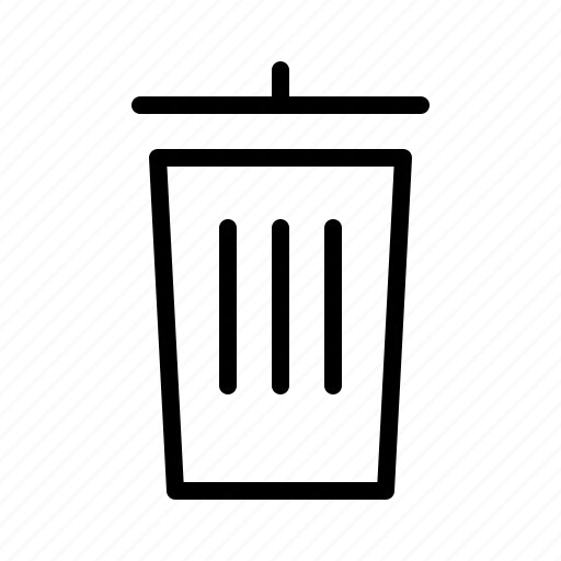 can, city, dustbin, garbage, locations, map, town icon