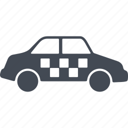 auto, car, city, taxi, transport icon