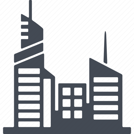City, architecture, building, house, office icon - Download on Iconfinder
