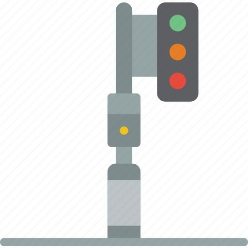 amenities, city, council, light, road, services, traffic icon