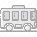 amenities, bus, city, council, public, services, transport icon