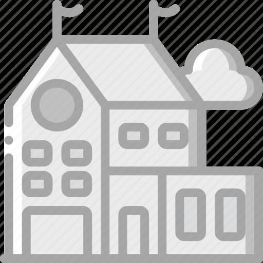 amenities, city, council, education, school, services icon
