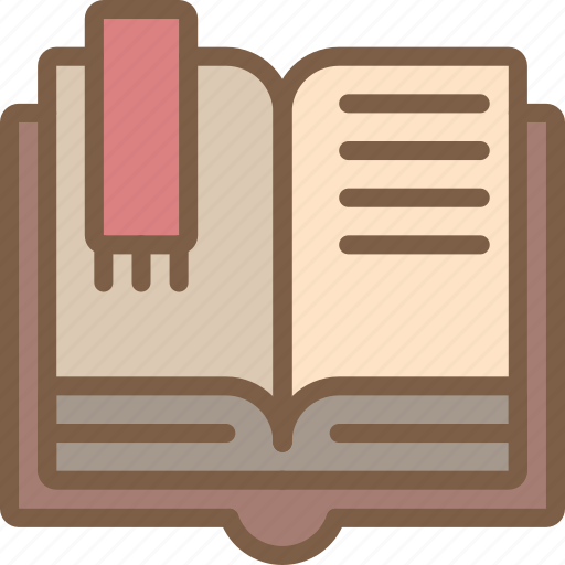 amenities, book, bookmark, city, council, library, services icon