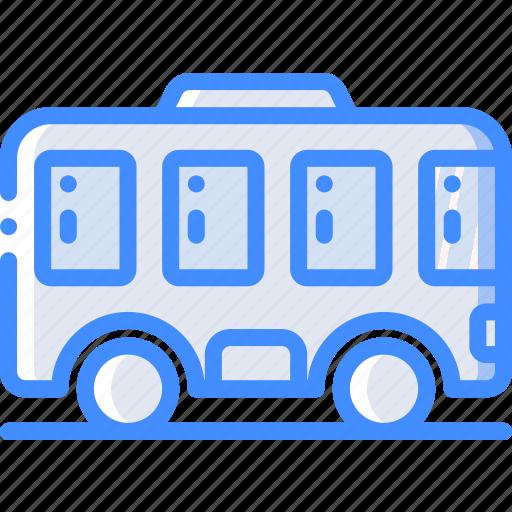 amenities, bus, city, council, public, services, transport icon