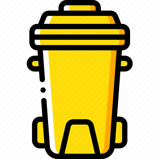 amenities, bin, council, ity, rubbish, services, trash icon