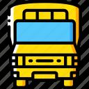 amenities, bus, council, public, school, services, transport