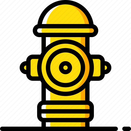 amenities, city, council, fire, fire dept, hydrant, water icon