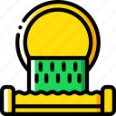 amenities, city, council, services, sewage, water works icon
