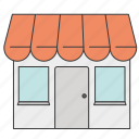 food stalls, grocery store, shop, store, marker, shopping