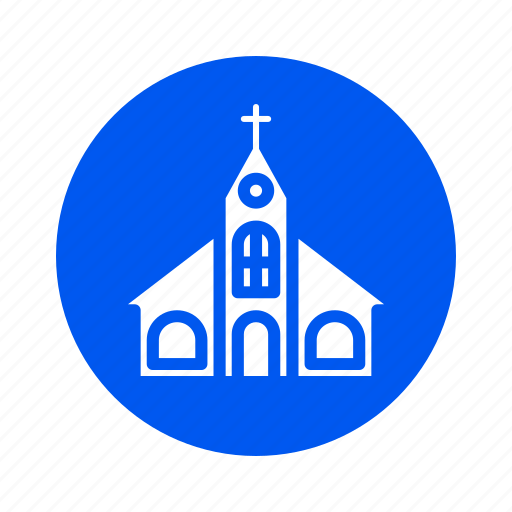 building, church, city, property icon