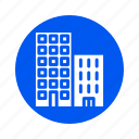 building, city, office, property icon