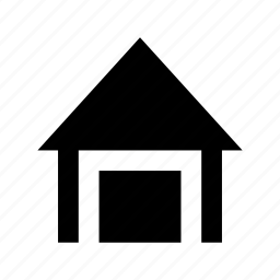 animal barn, barn, depot, farm house, storeroom icon