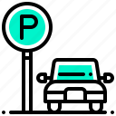 car, park, parking, transport, transportation