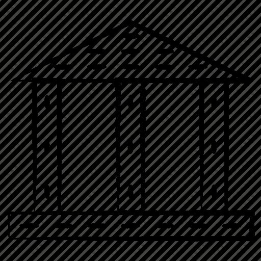 building, city, house, villa icon