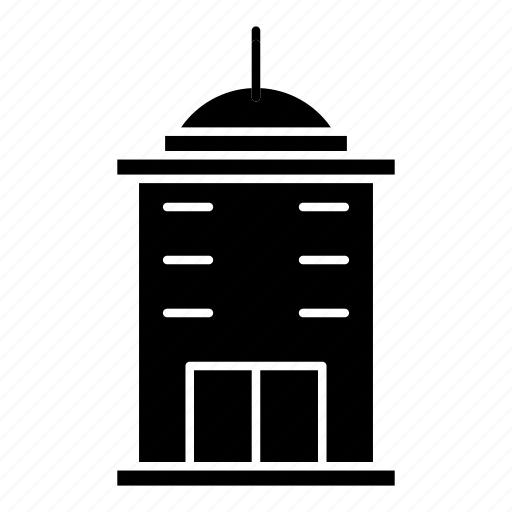 building, city, office, tower icon