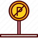 parking, parking area, parking sign, road sign, traffic sign icon