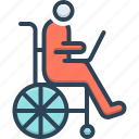 accessibility, accommodation, disability, handicap, mobility, physically, wheelchair