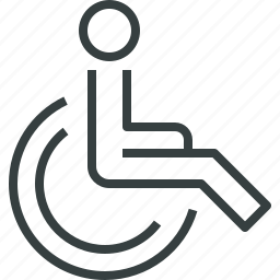 accessibility, disabled icon
