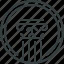 architecture, details icon