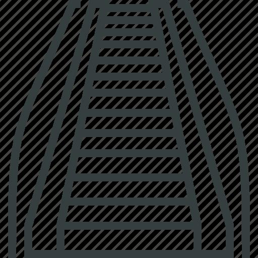 escalator, mall icon