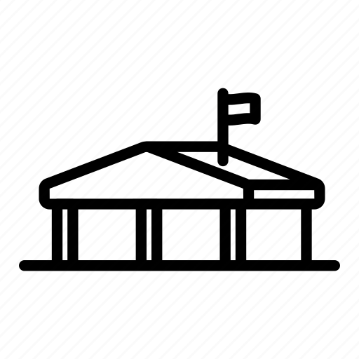 building, city, country, house, street, warehouse icon
