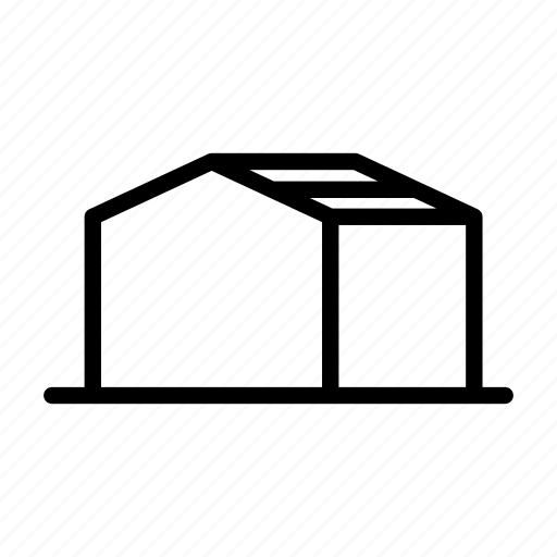 Building, city, country, house, street, village, warehouse icon - Download on Iconfinder