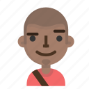 emoji, face, man, avatar, emoticon, people, user