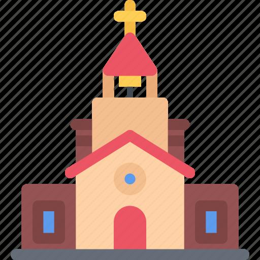 architect, architecture, build, building, church, city icon