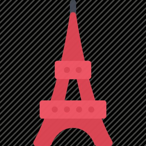 architect, architecture, build, building, city, eiffel, tower icon