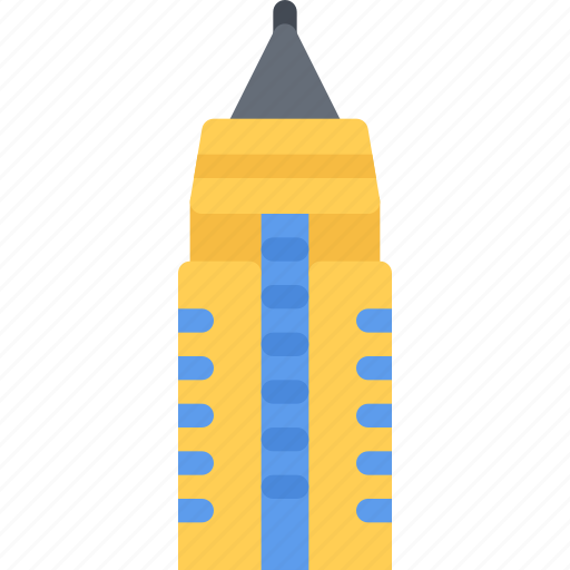 Architecture, build, building, city, empire, state icon - Download on Iconfinder
