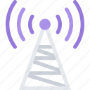 architect, architecture, build, building, city, radio, station icon