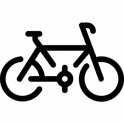 bike, bikecycle, ride icon
