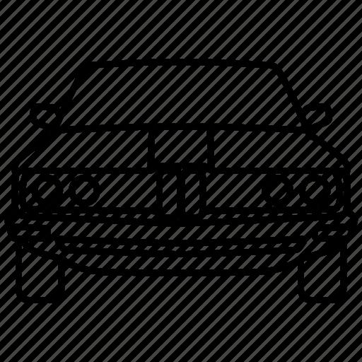 automobile, bmw, car, classic, retro, six, vintage icon