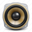 audio, dynamic, music, play, sound, speaker, volume icon
