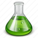 acid, bulb, chemistry, experiment, flask, lab, laboratory, science, test icon
