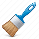 art, brush, color, graphic, paint icon