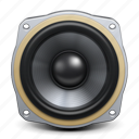 speaker, dynamic, sound, volume, audio, music