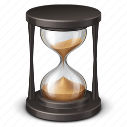 clock, history, sand clock, time, timer, wait icon